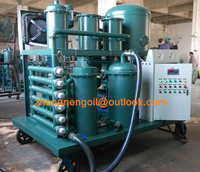 Luxury PLC Controller Type Vacuum Hydraulic Oil Sucking Machine,Lube Oil Purifier