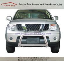 Navara stainless steel bull bar,, front guard, front bumper guard