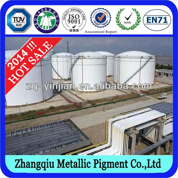 HIGH QUALITY MATERALS!!! STANDARD LEAFING ALUMINUM PASTE FOR TANK PAIN ZQ-6122