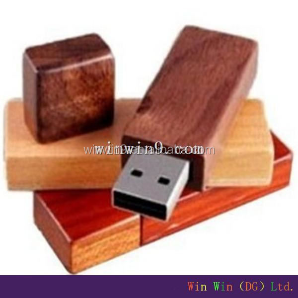 Wholesale free sample custom design wood usb promotional wood usb