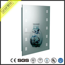 Decor Elegant Lighted Salon Wall Mirrors