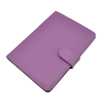 Cover-Up Blue Book Style Synthetic Leather Case for Sony PRS-T1 / PRS-T2 eReader