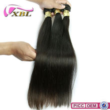 XBL Different Textures Long Lasting Wholesale Price Straight 6inch Hair Weaving