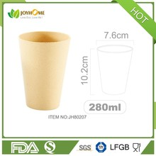 Bamboo Fiber Not Polluted Unbreakable Keep Cup Coffee Mug