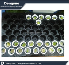 Agricultural soilless vertical foam tray seed
