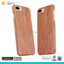 Blank wooden cell phone case for iphone 7 plus wooden case phone