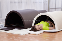 portable infrared sauna tunnel , far infrared ray sauna capsule for slimming