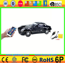 android APP controlled car smart mobile phone wifi controlled toy EN71 ASTM 6P HR4040 certificate