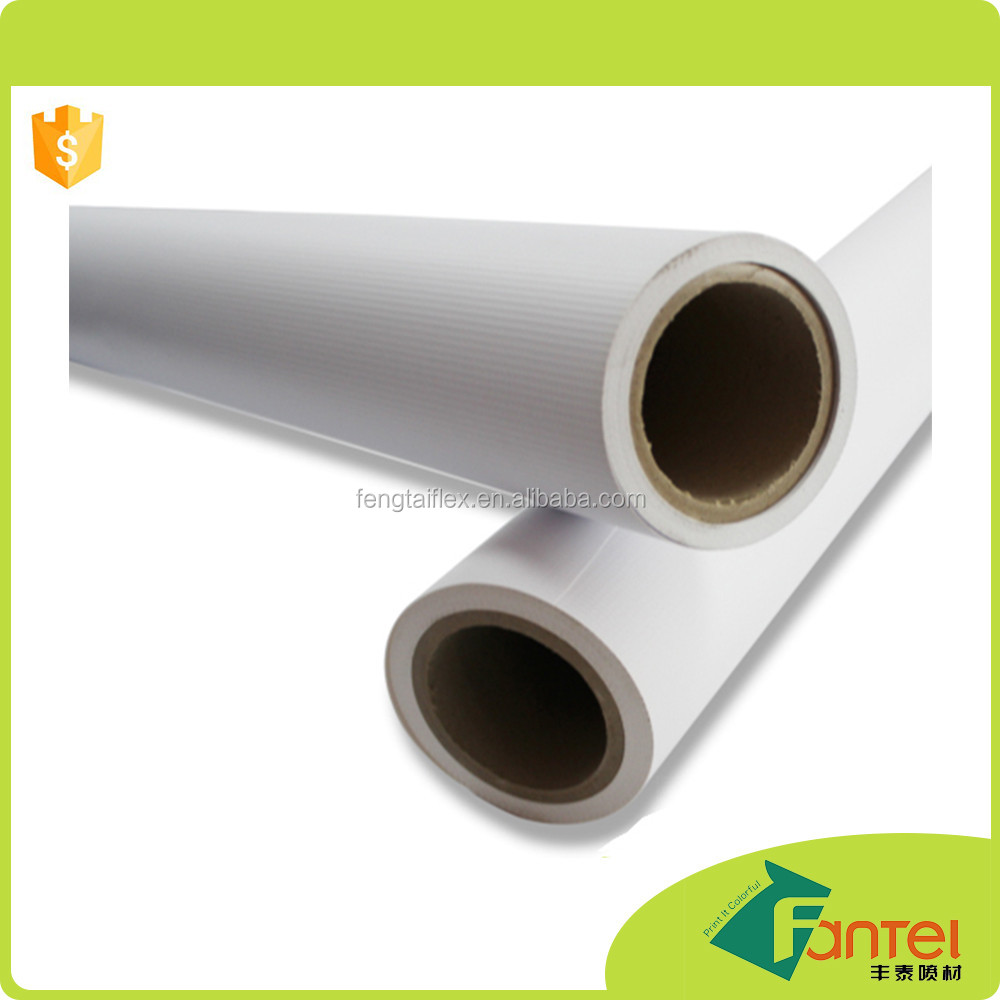 440gsm (13oz) 500D*500D 9*9 Advertising Material for Sale