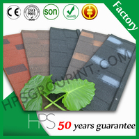 Professional Wood factory direct roof tiles,stone coated metal roofing price with low price