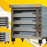 Four Deck Gas Baking Oven 4