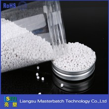 China direct supply plastics pellets filler masterbatch for cable