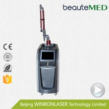BEAUTEMED frequency 1-10Hz nd yag laser tattoo removal device