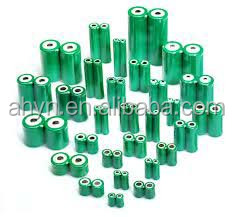 Long life green power 1.2v 1100mah rechargeable battery