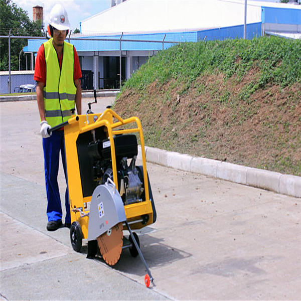 china heng wang brand Portable Road Concrete Cutter with Honda GX270