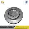 Popular Chinese OEM casting precision casting stainless steel pump impeller