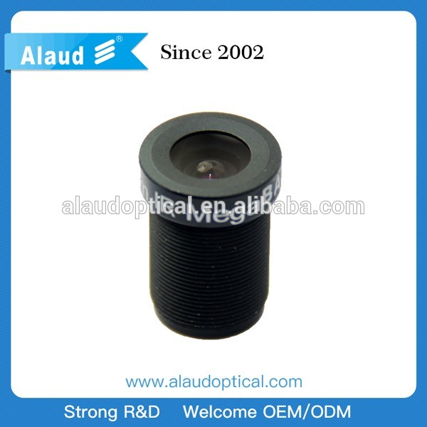 6mm 5MP m12 lens lens with IR cut filter
