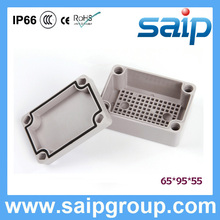 IP66 ABS material waterproof electrical box / enclosure /case DS-AG-0609