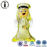 Hotel Disposable OEM Cartoon Arabic Boy Tube Shampoo & Shower Gel
