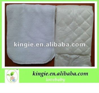 cotton cloth diaper insert, bamboo nappy insert, eco friendly products