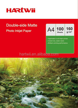 220g Double Sided Matte Photo Paper