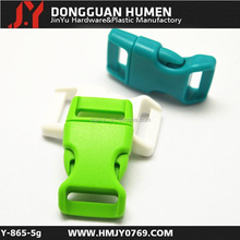 Factory price plastic buckle closure plastic side release buckle for dog
