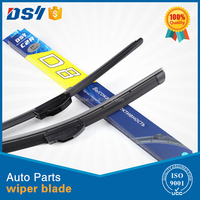 Motorcycle Accessories, High-end Car Point Soft Wiper Blade with Replace Rubber Refill