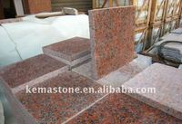 Cheap Maple Red G562 Granite Floor Tiles China Granit 60x60