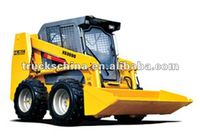 XGMA XG3090 0.5m3 bucket capacity tires skid steer Loader