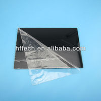 Black ps sheet; rigid polystyrene sheet;HIPS sheet