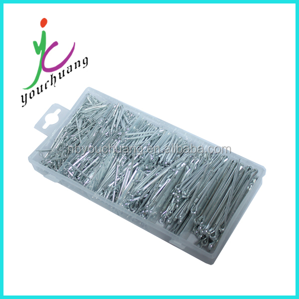 Best selling products hardware kit 1000pcs R Clip Pin