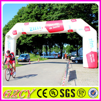 Racing Event Popular Inflatable Arch