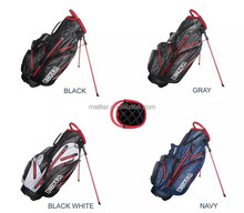 high quality waterproof golf bag golf bag small with stand
