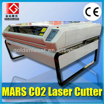 CO2 Laser Cutter for Fabric,Applique,Leather,Acrylic,Wood,Paper,Cardboard