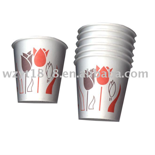 268g paper weight 10oz for Tasting paper cups