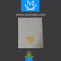 Factory directly sale non-woven disposable headrest covers for air/train/bus/high speed