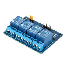 5V 4-Channel Relay Module Shield for ARM PIC AVR