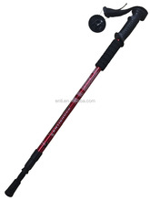 3 SectionsTelescopic Aluminium Adjustable Hiking Stick