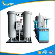 Nitrogen Generator for Natural Gas or Oil