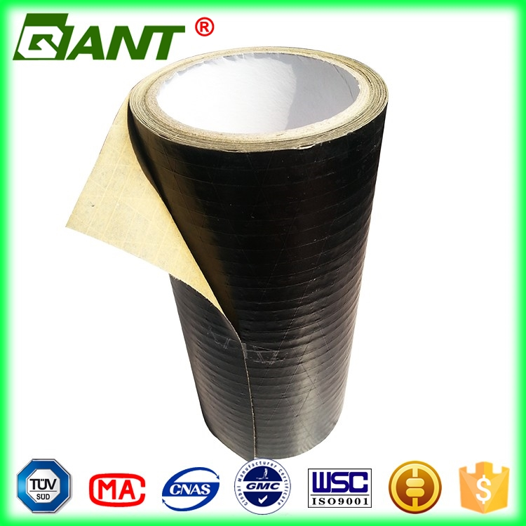 hot sale waterproof black polypropylene steam pipe insulation material with high quality