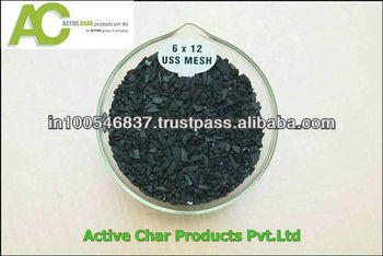 Activated Carbon Coconut Shell Charcoal