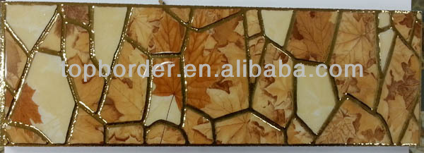 ceramic decoration tile 10x30CM