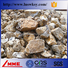 China LMME High alumina rotary klin Calcined Bauxite granule with 0-1and 1-3mm