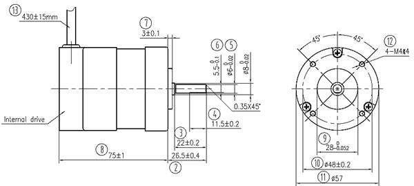 12v bldc motor for medical equipment buy bldc motor for 12v bldc motor specifications