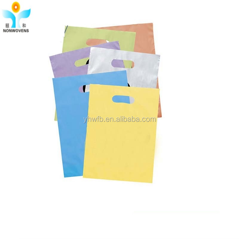 Customized recycled Non woven bag for supermarket and gift