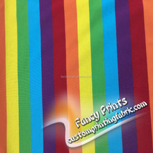 Hot selling cheap yarn dyed stripe cotton lycra fabric for sale