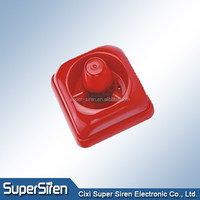 24v oem fire security usage siemens fire alarm siren 24v 96db