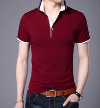 customize wholesale cheap spring summer mens blank turtleneck polo shirt