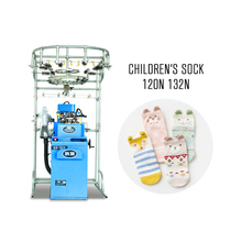 factory price RB-6FP computerized terry socks knitting machine for hosiery making
