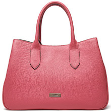 Stylish korean brand leather bag from designer bag manufacturer